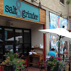 Hospitality and Restaurant - Salt and Grinder
