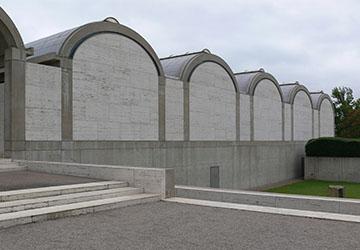 Museum Architecture - Kimball Art Museum