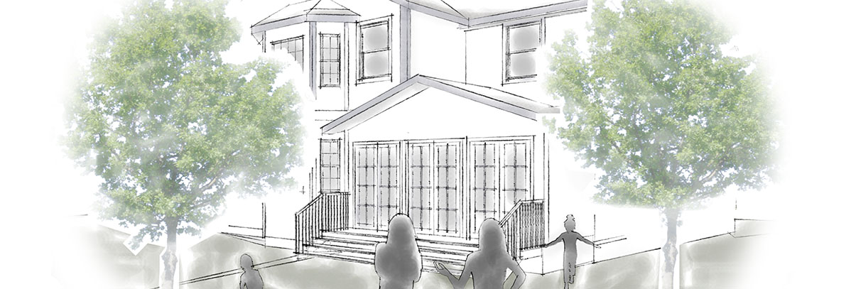 Conceptual Design of the Sunroom Addition