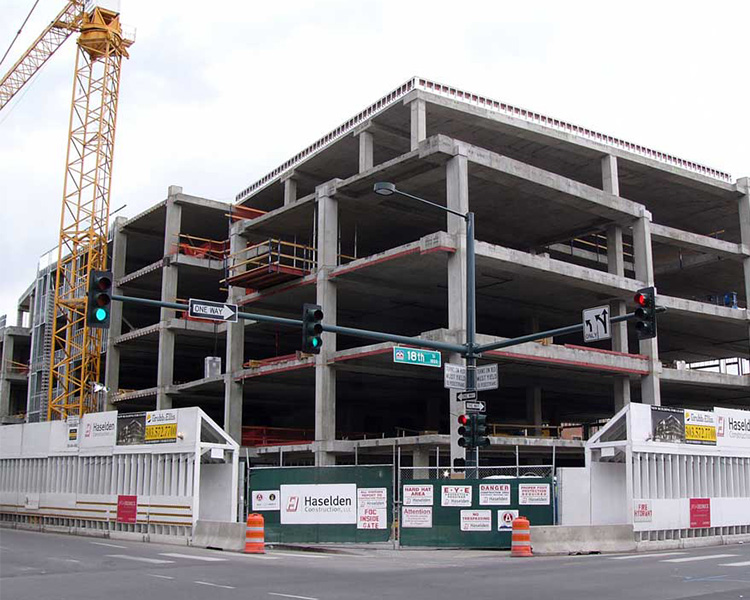 Mixed Use Architecture - Blake Street Construction