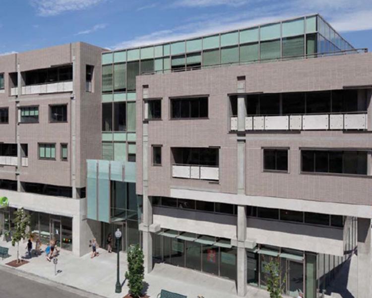 Mixed Use Architecture - Blake Street