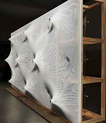 Kinetic Wall - Architecture Elements