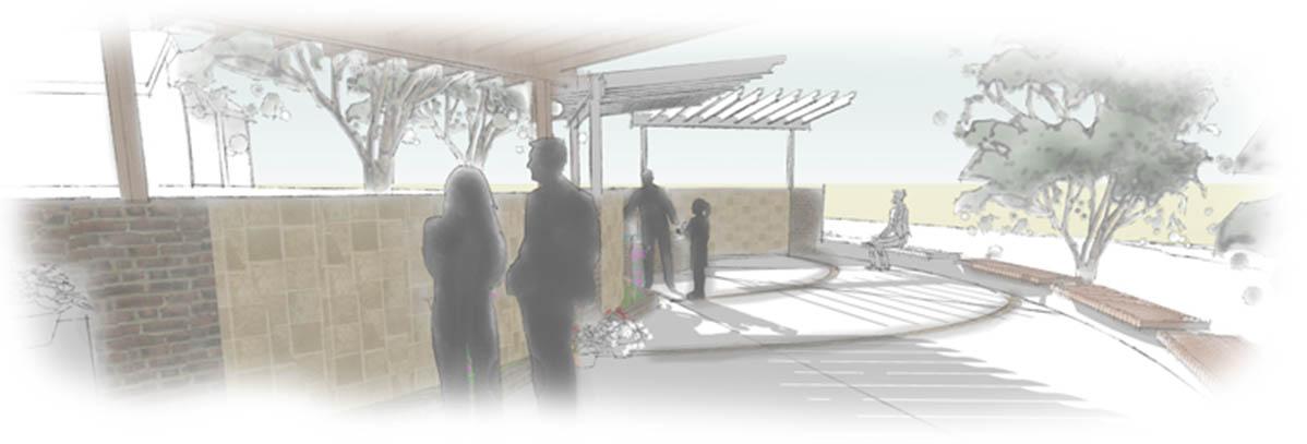 Conceptual Elevations of The Retreat - Cabin Architecture